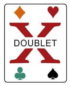 Doublet logo